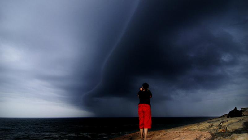 طوفان میں امن