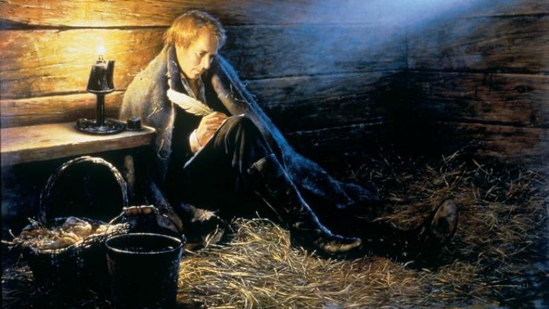 جوزف سمتھ لبرٹی جیل میں۔
