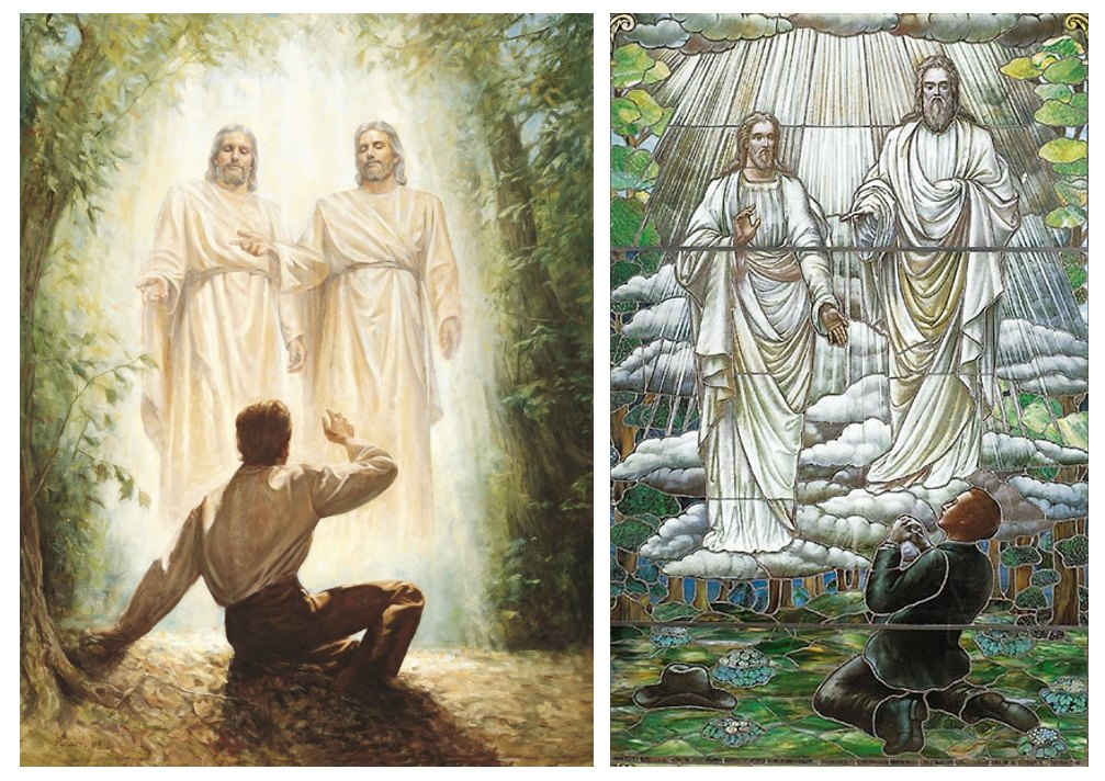 مورمنز کس کی عبادت کرتے ہیں،یسوع مسیح یا جوزف سمتھ کی؟