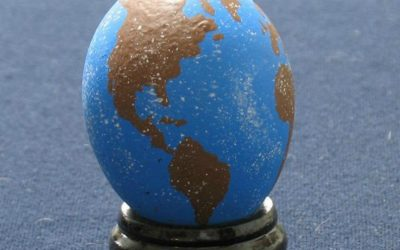 دنیا بھر سے خوبصورت ایسٹر انڈے۔
