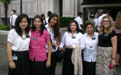 مشن پر آنے والےمشنریوں کےلیےنئےانٹریوسوالات۔
