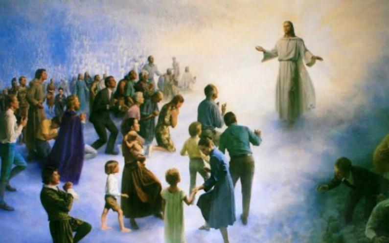 یسوع مسیح کی دوسری آمد تک کون زندہ رہے گا ۔