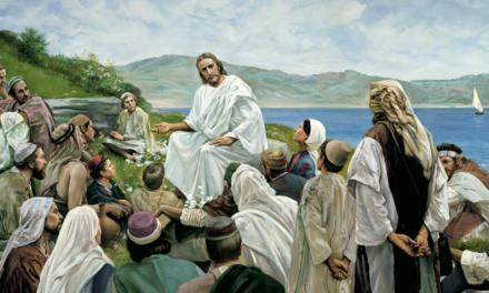 ہمارے نجات دہندہ نے ہمارے واسطے اس زمین پر آ کر کیا کِیا ہے؟